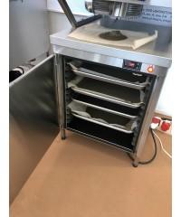 Система с термошкафом для хранения фангопарафиновых смесей