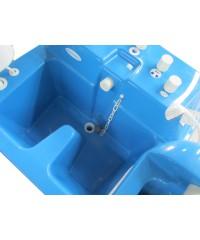 Ванна 4-х камерная грязеразводная  Истра-4К