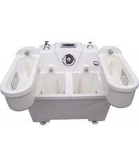 Ванна 4-х камерная гальваническая Истра-4КГ