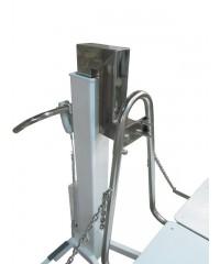Подъемник для опускания пациента в ванну (для ванн с минеральной водой)