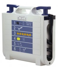 Дефибриллятор DEFI-B с аккумуляторным питанием