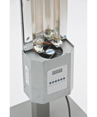 Облучатель-рециркулятор медицинский CH211-130 металлический корпус