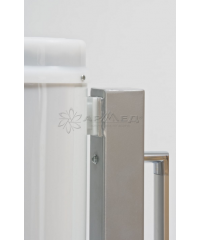 Подставка металлическая передвижная для облучателей-рециркуляторов на 1 лампу