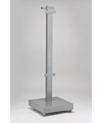 Подставка металлическая передвижная для облучателей-рециркуляторов на 2 лампы