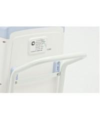 Подставка металлическая передвижная для облучателей-рециркуляторов на 3 и 5 ламп