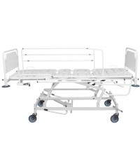 Кровать медицинская четырехсекционная КМ-1