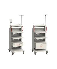 Стойка медицинская для аппаратуры СА-3
