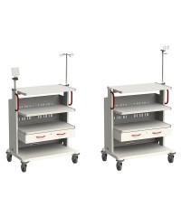 Стойка медицинская для аппаратуры СА-8