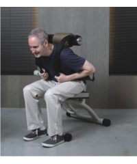 Тренажёр «пресс/ разгибание спины» HC-BH-MA764-NR1