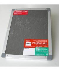 Кассеты для палатных аппаратов РЕНЕКС КРЦр с усиливающими экранами РЕНЕКС ЭУ-И4-Г4 (класс 400) формат 24х30 см