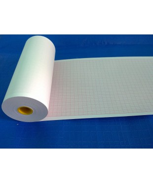 Лента диаграммная из термобумаги рулонная 110*30*12 вн