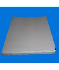 Лента диаграммная из термобумаги складывающаяся 210*280*173 М