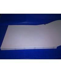 Лента диаграммная из термобумаги складывающаяся 210*300*150 M