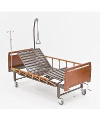 Кровать функциональная механическая E-8 с туалетным устройством