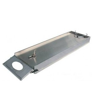 Приемное устройство для каталок (нерж.) PF-01
