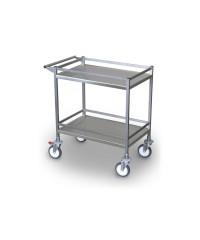 Тележка медицинская для перевозки стерилизационных коробок ТП-СК1